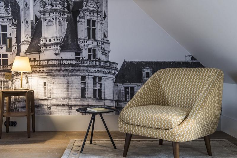 Le Relais de Chambord rooms