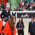 Le Saut Hermes competition