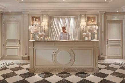 Four easy to create masks from the facial expert at Le Spa at Four Seasons Hotel George V, Paris