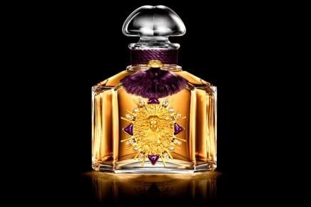 Le bouquet de la Reine perfume to support Chateau de Versailles Palace restoration