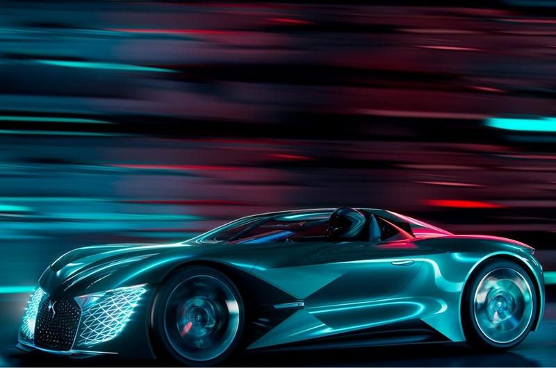 Le rêve de la voiture de 2035