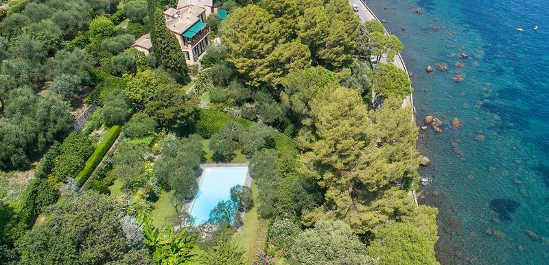 Lionard Luxury Villa With View Of Portofino For Sale