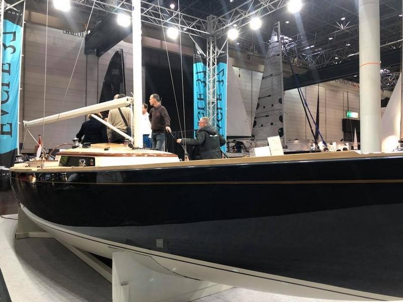 Leonardo Yachts Eagle 37 at boot 2019
