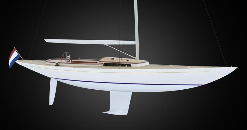 Leonardo Yachts Eagle 37 - white