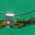Leonardo di Caprio luxury Eco-Resort Belize- renderings