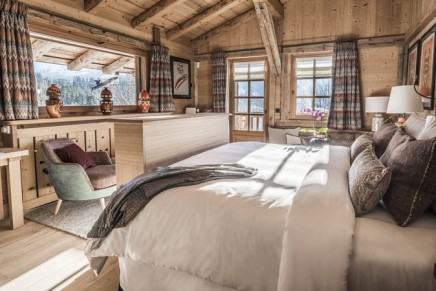 The historic 5-star hotel of the Edmond de Rothschild family to open as a Four Seasons French Alps experience