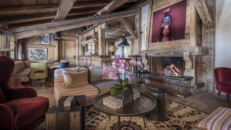 Les Chalets du Mont d'Arbois, Megève, A Four Seasons Hotel-interior photo