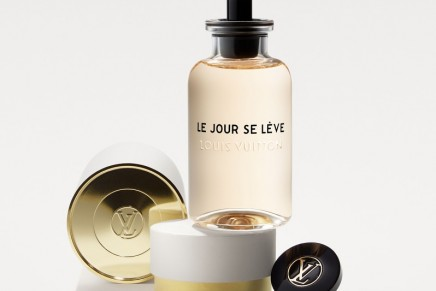 Les Fontaines Parfumées: Le Jour Se Lève joins Louis Vuitton high-end perfume collection