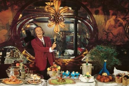 Frozen in time: Salvador Dalí's dinner parties, Paris, 1973