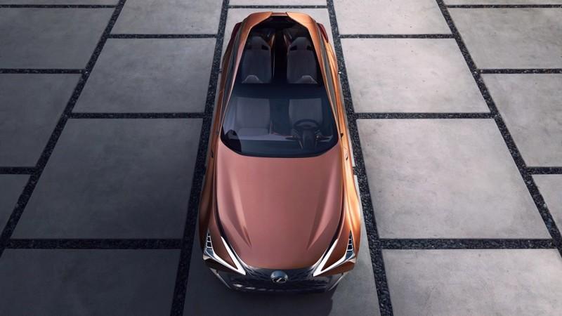Lexus Debuted LF-1 Limitless Concept 2018-