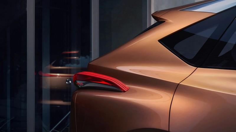 Lexus Debuted LF-1 Limitless Concept 2018-design details