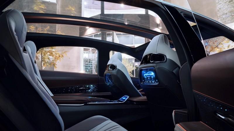 Lexus Debuted LF-1 Limitless Concept 2018-interior