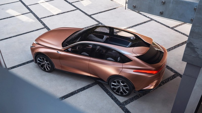 Lexus Debuted LF-1 Limitless Concept 2018-smooth lines