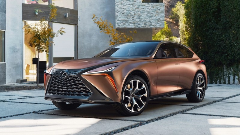 Lexus Debuted LF-1 Limitless Concept 2018-visual cues