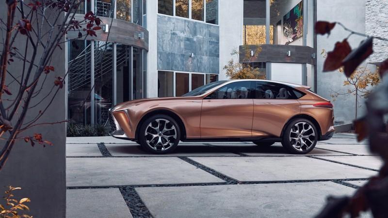 Lexus Debuted LF-1 Limitless Concept 2018
