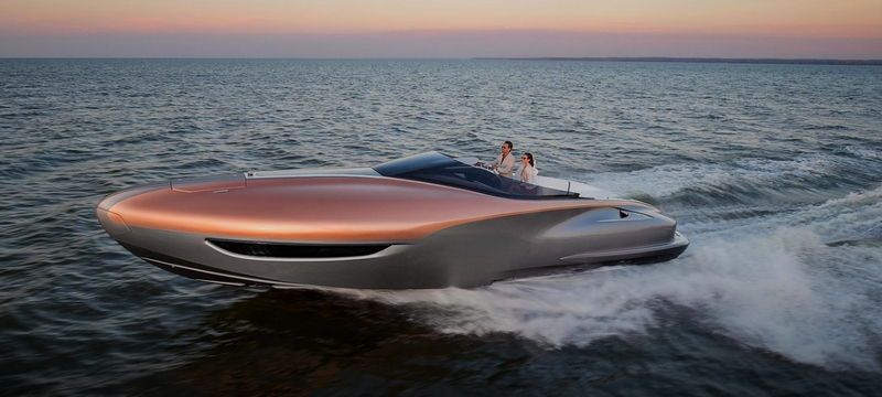 Lexus Yacht Concept 2017