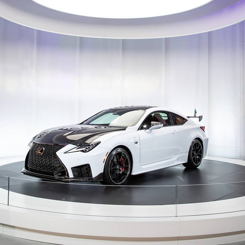 Lexus at 2019 New York International Auto Show