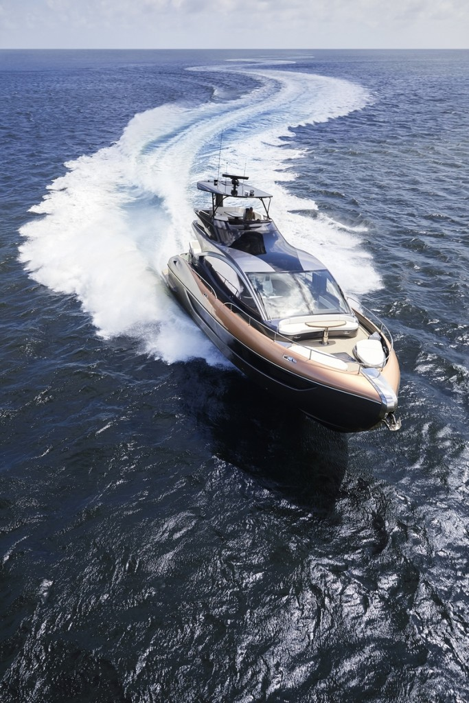 Lexus debuts its first luxury yacht, the Lexus LY 650-01