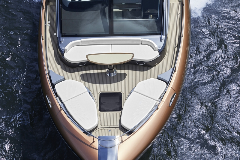 Lexus debuts its first luxury yacht, the Lexus LY 650-05