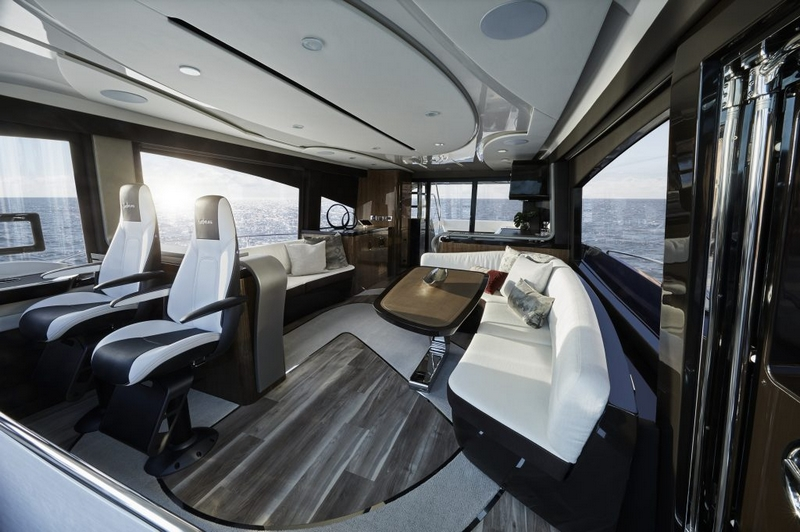 Lexus debuts its first luxury yacht, the Lexus LY 650 2019