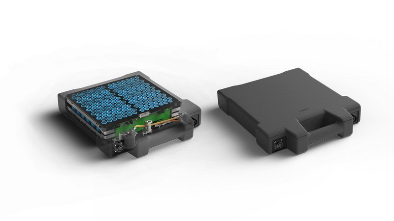 LiftFoils Battery