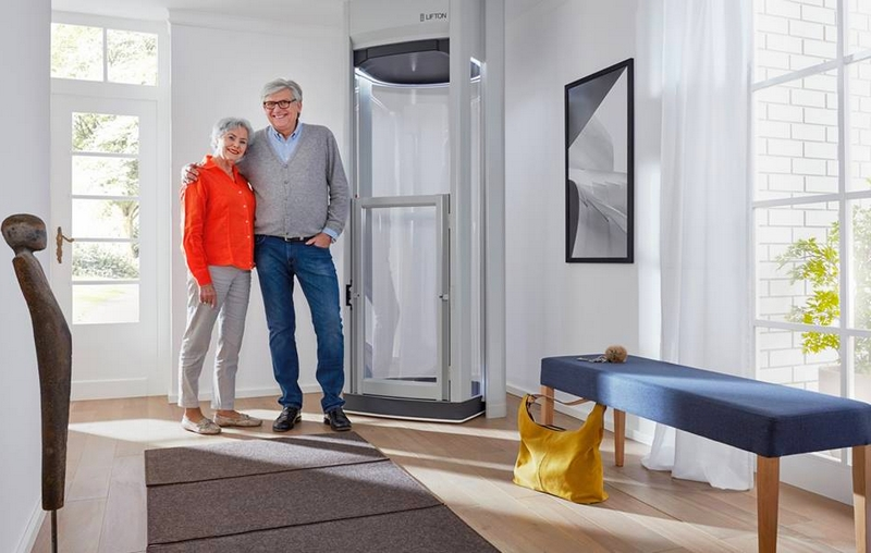 Cost Of Installing A Home Elevator