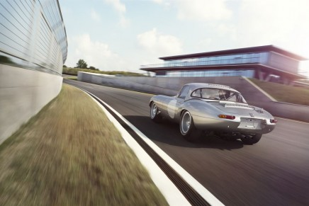 Lightweight E-type, the 'Missing Six', to be complemented with bespoke chronometers