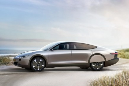 Solar-electric Lightyear One car to get the most out of every joule of energy