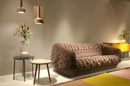 Relaxing experiences: Ligne Roset's newly designed 2017 collection