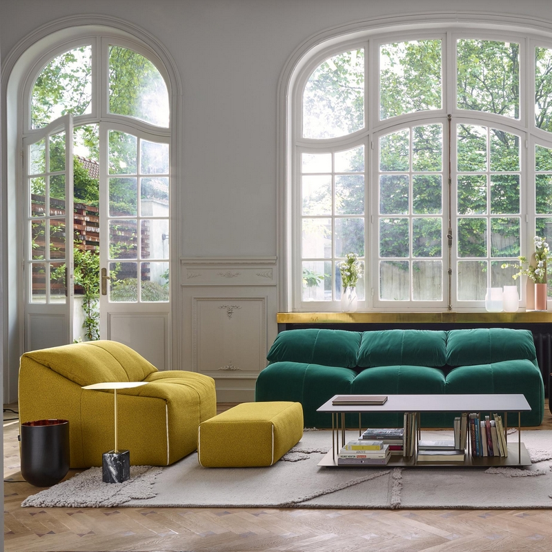 Ligne Roset Plumy collection