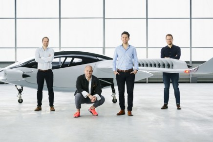 Another huge step towards making urban air mobility a reality