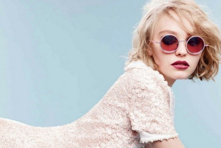 Chanelification 2015: 16-year-old Lily-Rose Depp in her debut campaign for Chanel