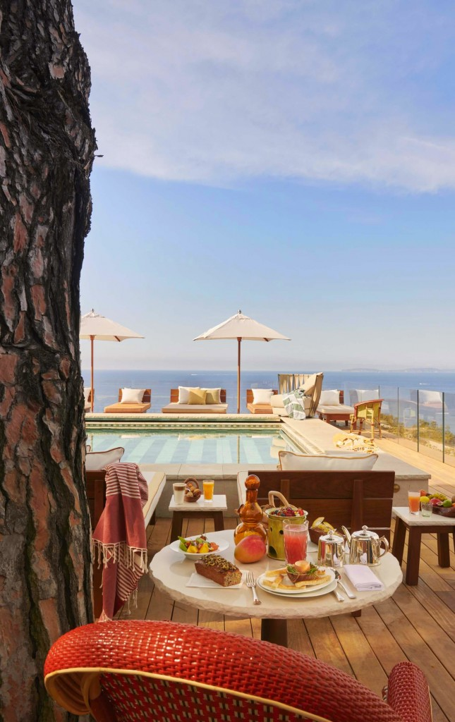 Lily of the Valley hotel is making a splash in Saint-Tropez-2019-06
