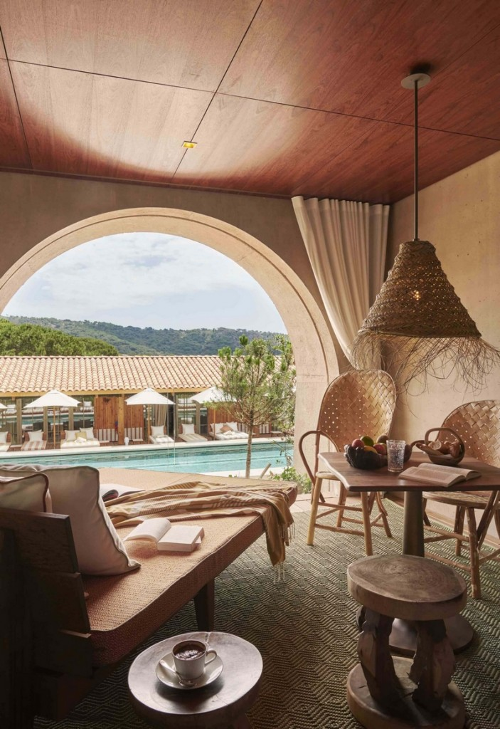 Lily of the Valley hotel is making a splash in Saint-Tropez-2019-07