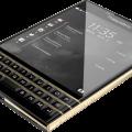 Limited Edition Black & Gold BlackBerry Passport 2015 edition
