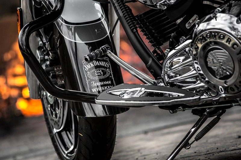Limited Edition Jack Daniel's Chieftain 2017-details