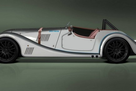 Limited Edition Morgan Plus 8 Speedster for Morgan's centenary