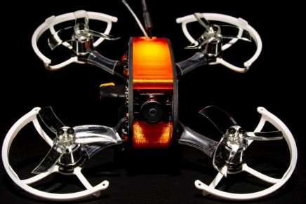Limited Edition DR1 racing drone lineup