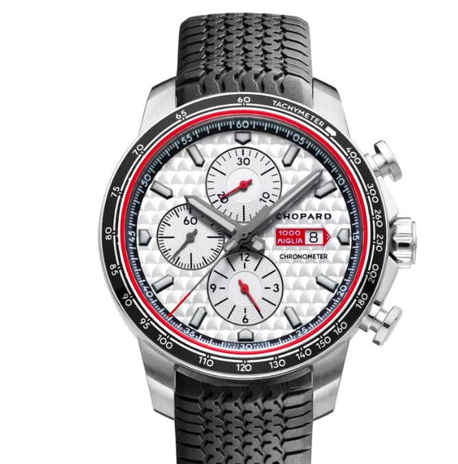Limited Mille Miglia 2017 Race Edition by Chopard - details
