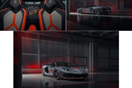 Limited edition Aventador SVJ 63 Roadster is the most exclusive open Aventador