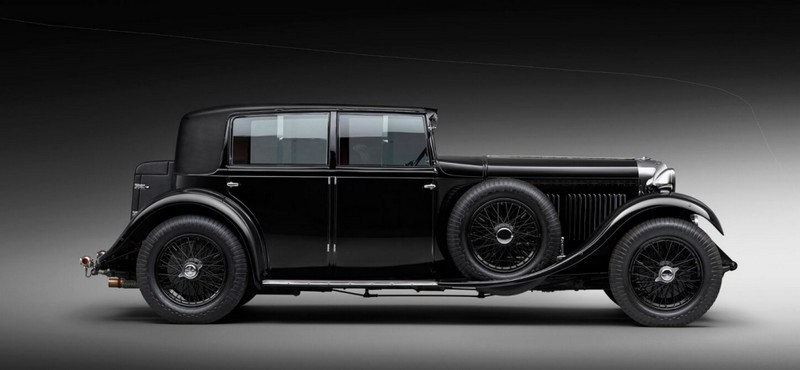 Limited edition of 100 Mulsannes to celebrate upcoming centenary-