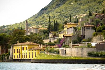Making the perfect limoncello on the shores of Italy's Lake Garda