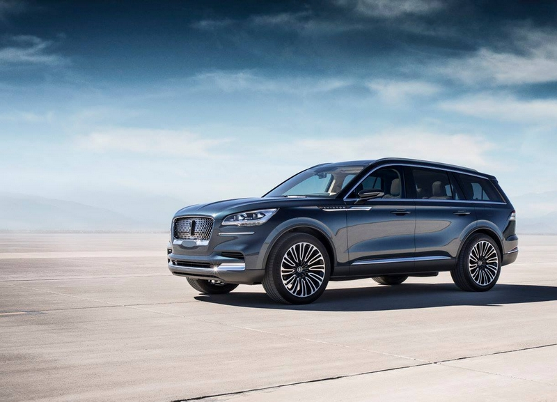 Lincoln Aviator Preview