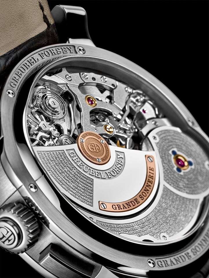 Listen to the sound of the Grande-Sonnerie-Greubel Forsey most complex creation to date – eleven years in the making