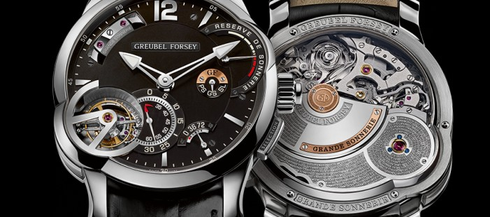 Listen to the sound of the Greubel-Forsey Grande-Sonnerie