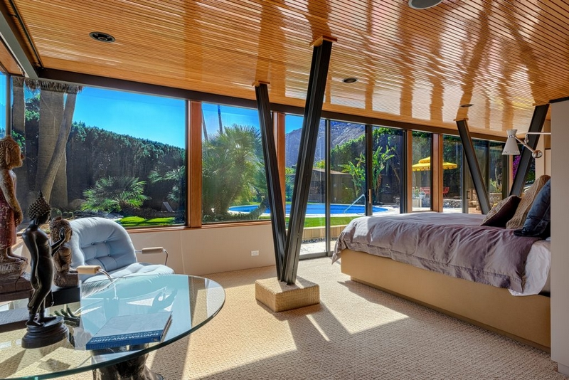Little Tuscanu Palm Springs - Dr. Alexander Franz House it truly an extraordinary property-