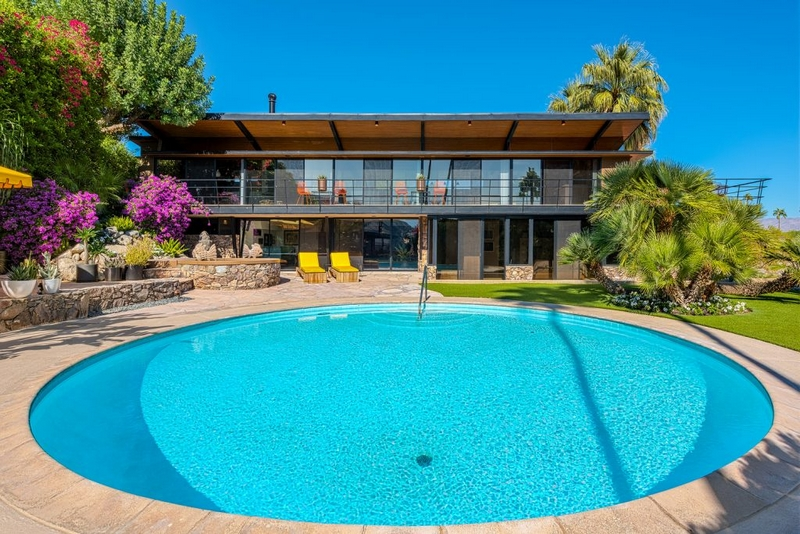 Little Tuscanu Palm Springs - Dr. Alexander Franz House it truly an extraordinary property
