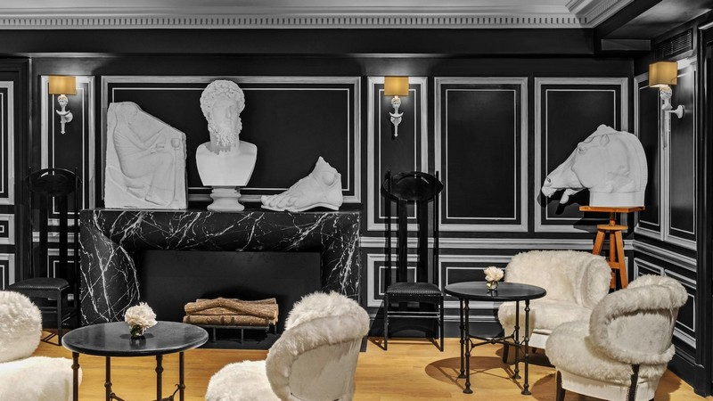 Lobby - The Luxury Collection Announces The Opening Of Hôtel de Berri In Paris