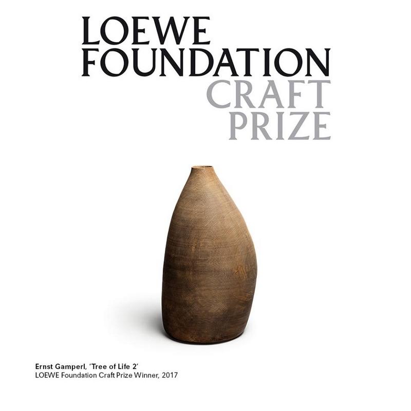 Loewe Craft Prize 2017 - The Winner