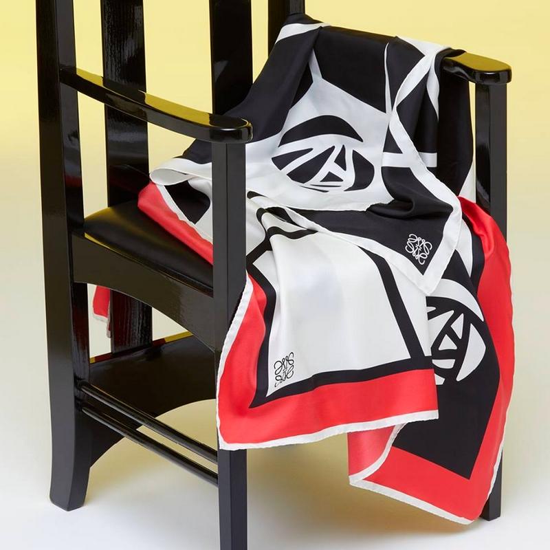 Loewe Mackintosh Collection - Scarf